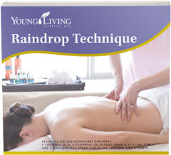 Raindrop Technique Essential Oils Kit